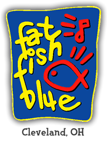 Fish Blue on Fat Fish Blue